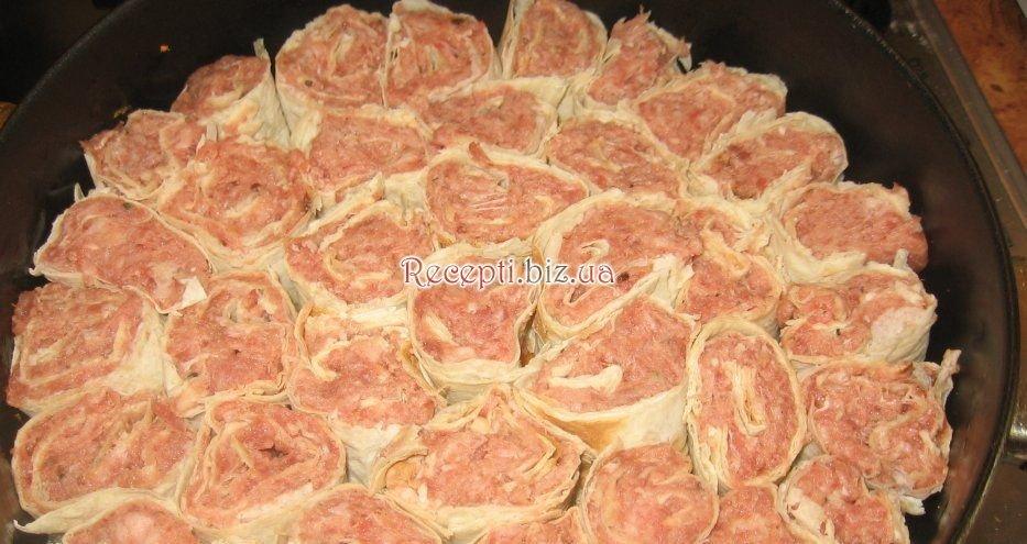 Рецепты из фарша мясного на скорую руку фото