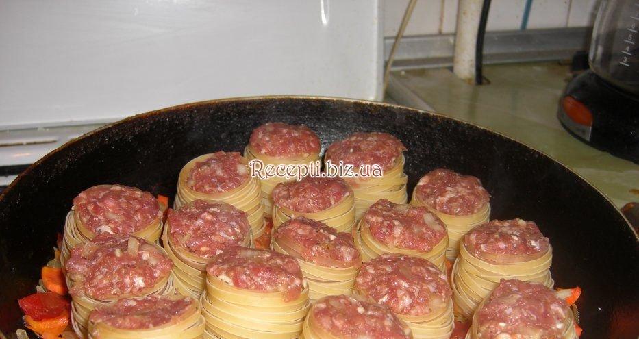 рецепт свинины с ветчиной и сыром в духовке