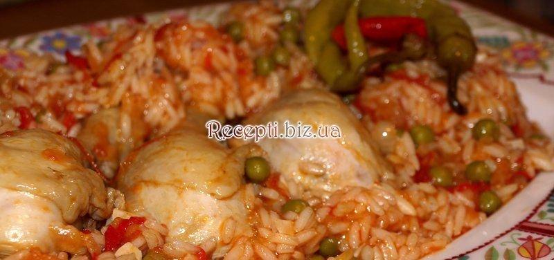 Курица в рукаве в духовке с рисом рецепт пошагово с в