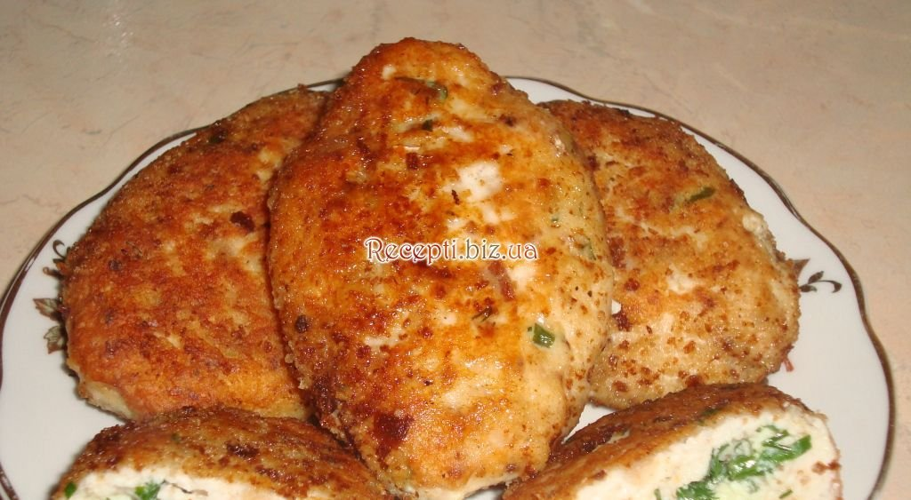 Куриные зразы рецепты с пошагово