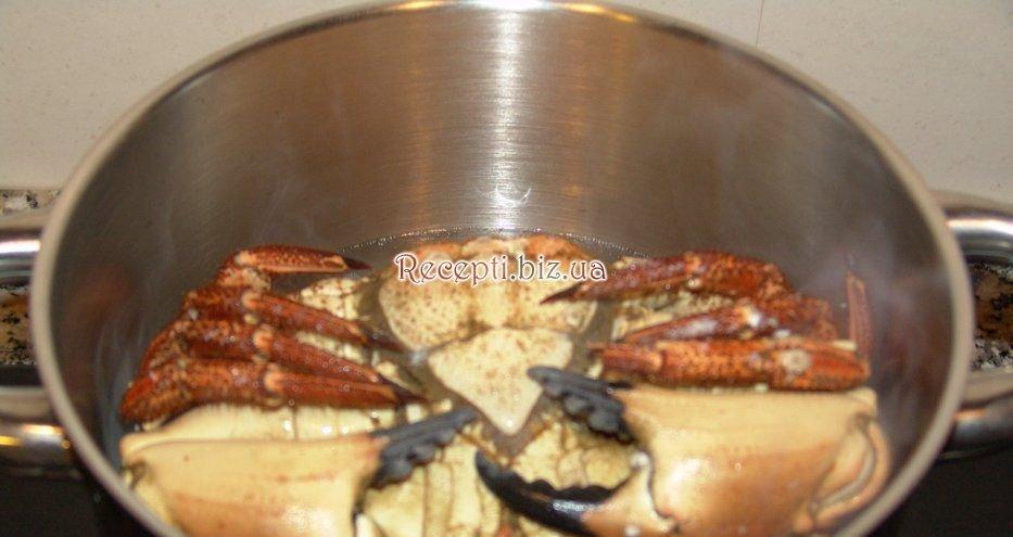 Как правильно есть краба камчатского пошагово с