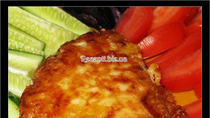 Рецепт рыба в картофельном кляре