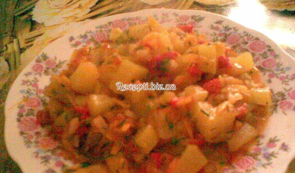Готовим овощное рагу пошаговый рецепт с
