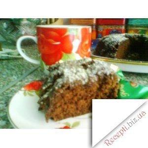 Фото: Кекс шоколадний