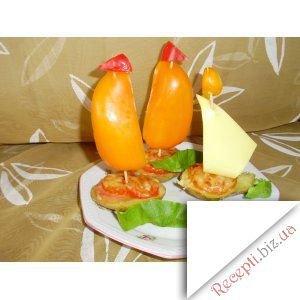 "Фото: Запечeна картопля ""Регата"""